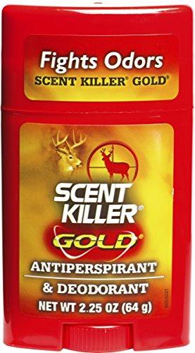 2030117 Scent Killer Gold 1247 Wildlife Research Antiperspirant Deodorant