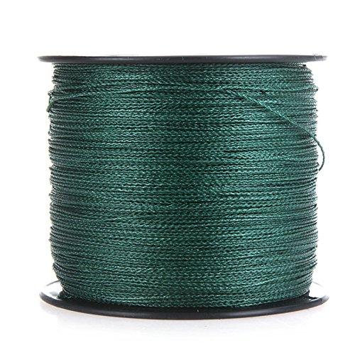 EverTrustTM 500M 200LB 1mm Dyneema Fishing Line super Strong Braided 4 Strands Polymer-polyethylene fiber wire