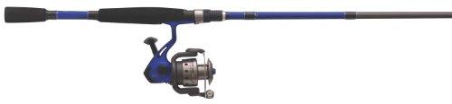 Quantum Fishing Genex Spin Fishing Rod and Reel Combo Size 407-FeetMedium