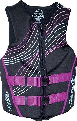 Connelly Skis Womens U-Hinge Neoprene Vest - Small