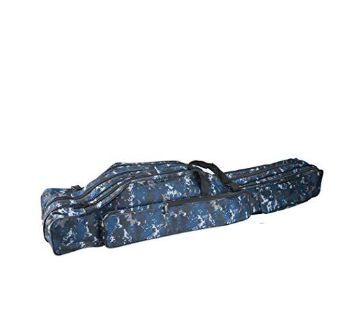 FENGSHAUI Portable Fishing Bag Fishing Bag Folding Tray Reel Box Fishing Rod Tool Storage Professional Gear Fishing Tackle