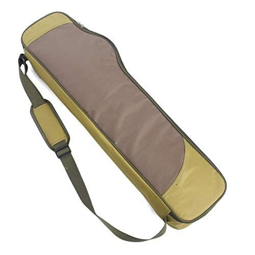 Greyghost Portable Fishing Bags Waterproof Fishing Rod Carrier Oxford Fabric Fishing Pole Tools Storage Bag Case Fishing Gear