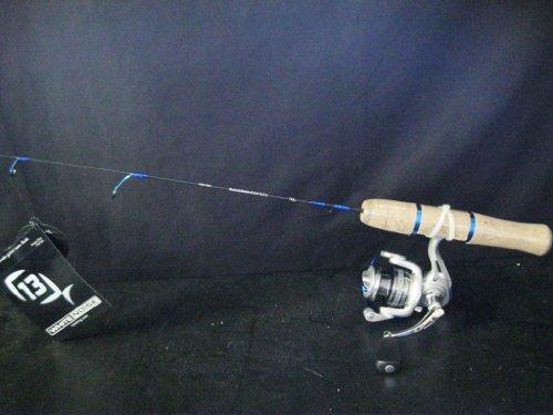 13 Fishing White Noise Medium Ice Combo LeftRight 26