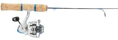 13 Fishing White Noise Medium Light Ice Combo 28 LeftRight