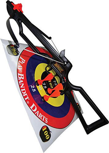 New Bandit Toy Crossbow Durable Construction Soft Suction Cup Scaled Down by Barnett Crossbows