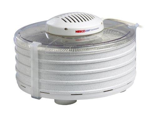 Nesco FD-37A American Harvest Food Dehydrator White 400-watt - MADE IN USA