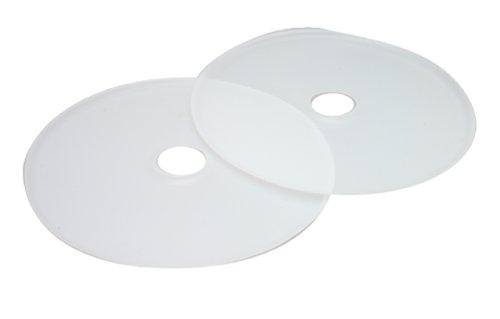 Nesco SLD-2 Fruit Roll-Up Sheet for Dehydrators FD-80FD-1000FD-1010FD-1018FD-1020FD-1040 Set of 2