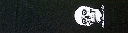 Black Diamond Sheet of Grip Tape Skull
