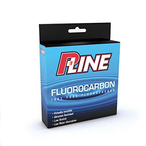 P-Line Soft Fluorocarbon Filler Spool 250-Yard 10-Pound