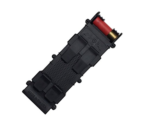 AmmoPAL 12 Gauge Shotgun Shell Holder Fast Reloader Black