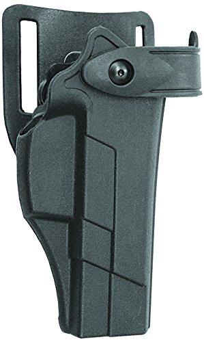 First Class Quick Release Polymer Gun Holster Black