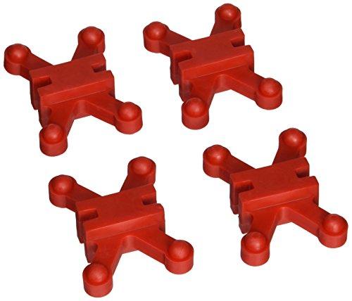 Bowjax Revelation Split Limb Dampeners fits 1116 Hoyt 4-Pack Red