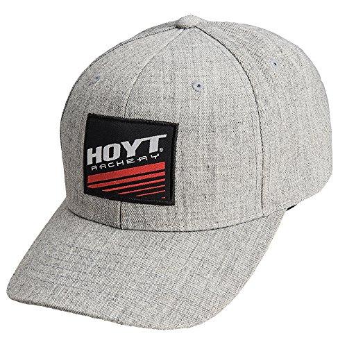 Hoyt Archery Black Patch Cap