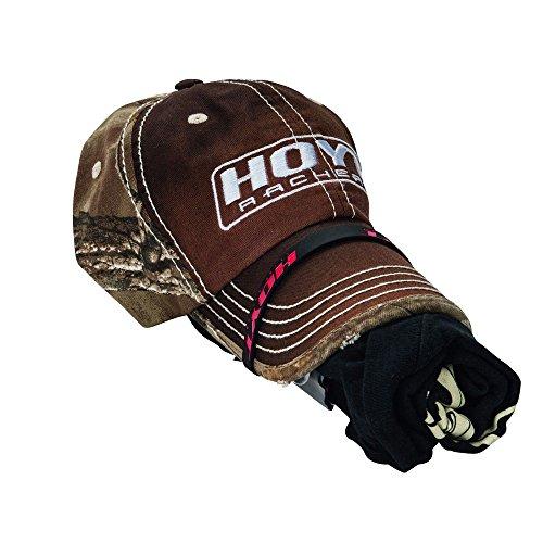 Hoyt Archery CapShirt Combo Black - Large