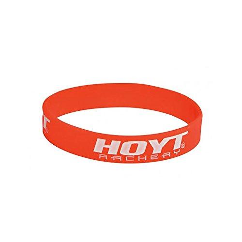 Hoyt Red White Wristband