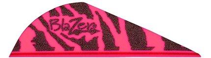 Bohning Blazer Vane Pack of 36 Pink Tiger