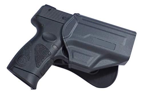 Tactical Scorpion Gear Holster Polymer Thumb Release Level II - ThumbSmart Fits Taurus Millennium G2 PT111 PT132 PT138 PT140 PT745 G2c