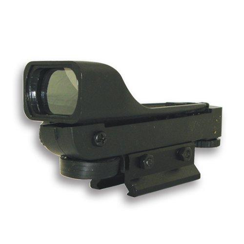 NcStar Tippmann Red Dot Reflex Sight Weaver Base DP