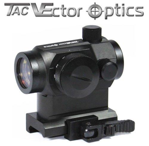 Vector Optics Maverick Micro Red Dot Sight with QD Riser Mount