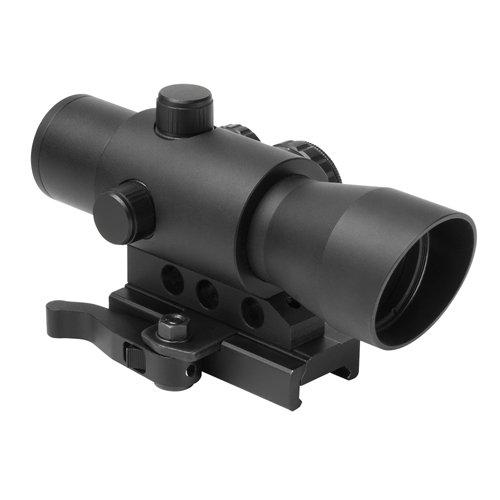 NcSTAR NC Star DMRK132A Mark III Tactical Red Dot Advanced4 Reticle