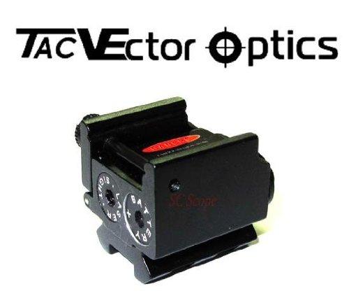 Vector Optics Sparker BSS Subcompact Tactical Red Dot Laser Sight