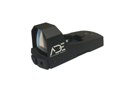 Ade Advanced Optics Python Green Dot Micro Mini Reflex Sight for Handgun