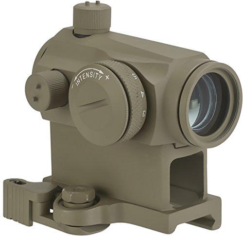 Evike - Avengers T1 Micro Reflex Red Green Dot Sight with QD Riser
