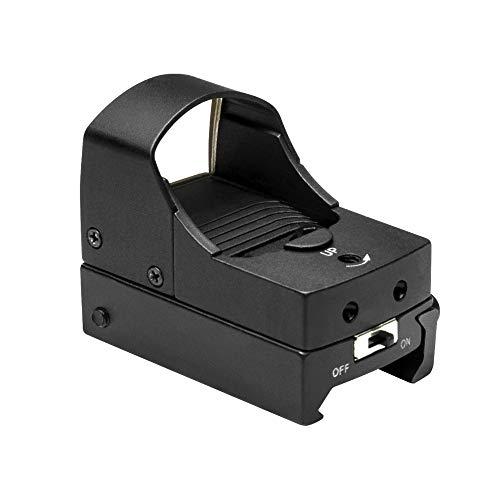 M1SURPLUS Optics Kit Tactical Micro Dot Reflex Sight Fits Picaitnny Mounts S&W Model 22A 41 22 Beretta Target 87 U22 Neos 22