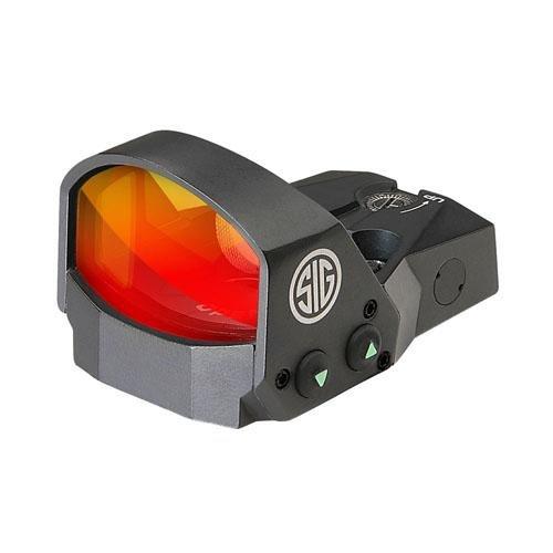 Sig Sauer Romeo 1 Mini Reflex 1x22 3 MOA Red Dot 10 MOA M1913 Gun Scope