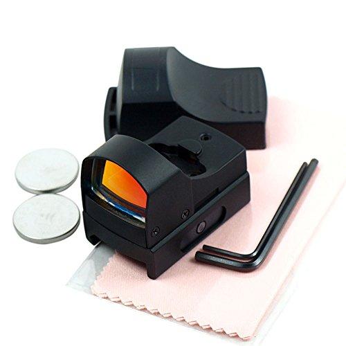 West Lake Mini Holographic Reflex Micro 3 MOA Red Dot Sight wPicatinny Weaver