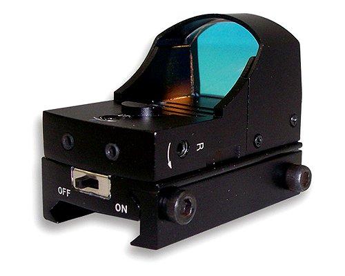 NCStar DDAB Tactical Red Dot Mini Reflex Sight - Black