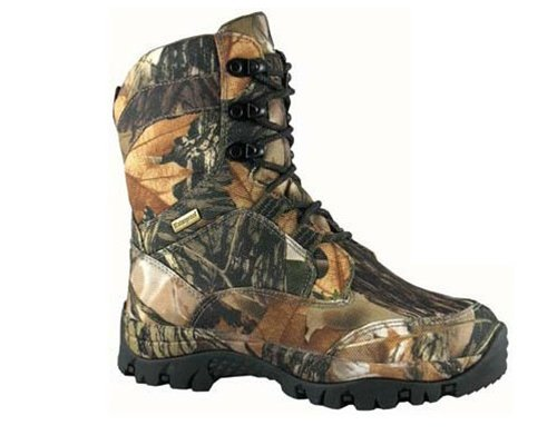 Smoky Mountain Mens Hunter True Timber Camo Boot Camouflage 11 DM US