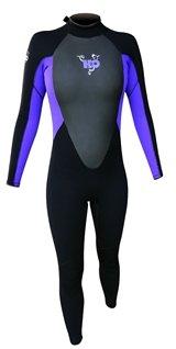 H2Odyssey 43mm Momentum Womens Full Wetsuit - 6