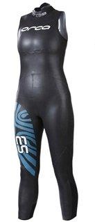 Orca Womens S3 Sleeveless Wetsuit - 2011 - XS
