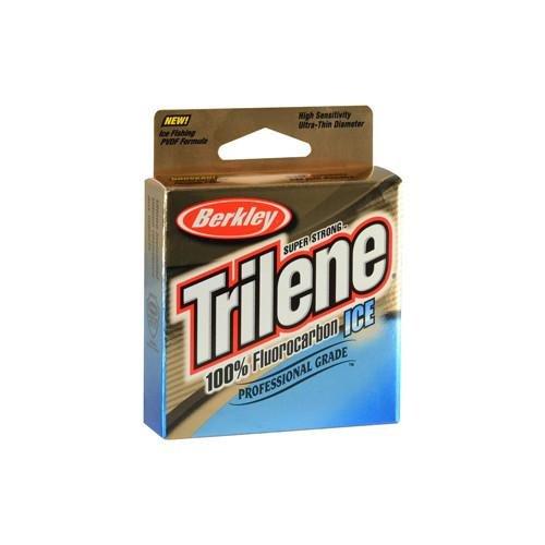 Trilene 100 Fluorocarbon Ice Fishing Line