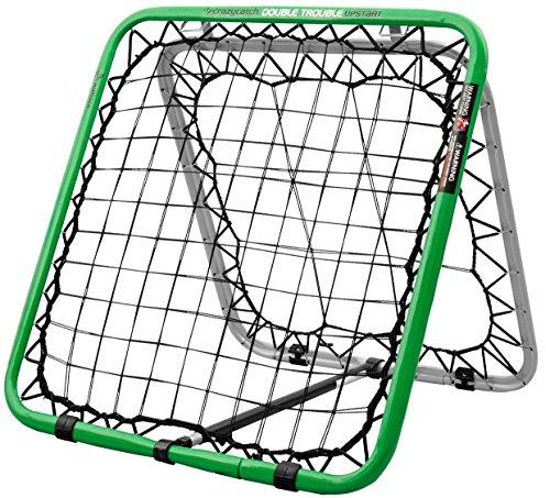 Crazy Catch Upstart 20 Double Trouble Sport Rebounder Net