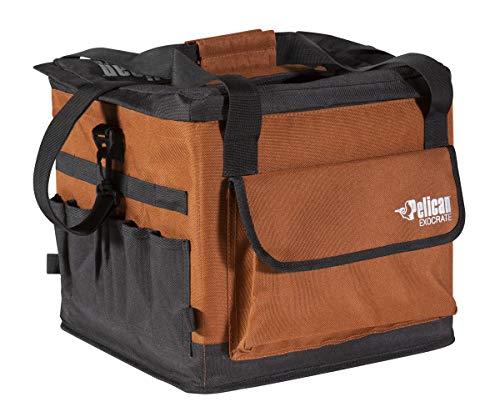 Pelican Exocrate Fishing Bag - Premium - Kayak Tackle Storage Solution - Kayak Crate Soft Bags - PS1953
