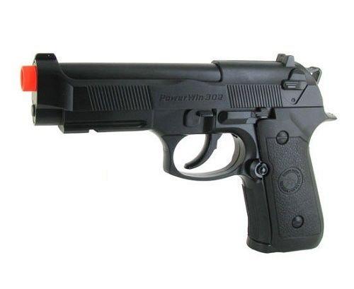 500 fps new wg airsoft m9 beretta ris gas co2 hand gun pistol w 6mm bb bbsAirsoft Gun