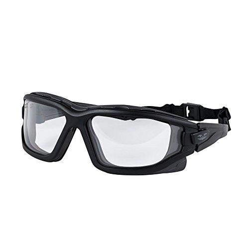 Valken V-TAC Zulu Airsoft Goggle Clear