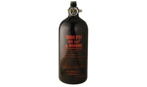 Guerrilla Air 48ci Black 3000 PSI MYTH Paintball Tank