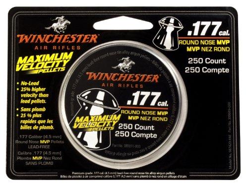 Winchester Maximum Velocity 177-Caliber Air Gun Pellets