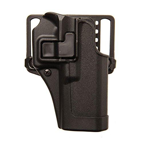 BLACKHAWK SERPA Concealment Holster - Matte Finish Size 14 Right Hand H K USP Full Size 940