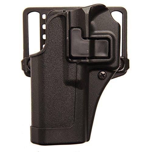 BLACKHAWK SERPA Concealment Holster - Matte Finish Size 20 Left Hand S&W J-frame 2 not 357