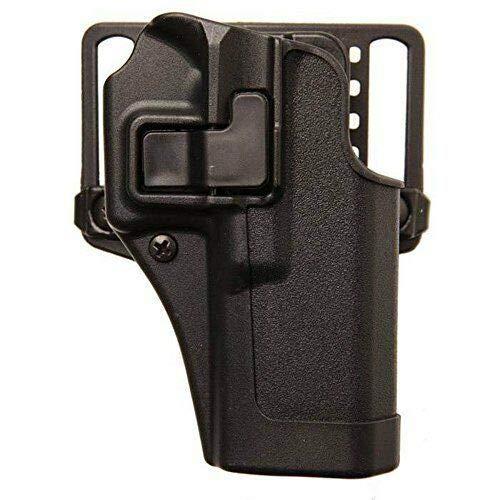 BLACKHAWK SERPA Concealment Holster Matte Finish Size 40 Right Hand Taurus Judge 2 12-inch Cylinder Model