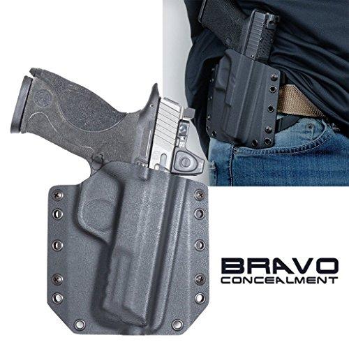 Bravo Concealment S&W M&P 425 940 S&W M&P 20 OWB Gun Holster