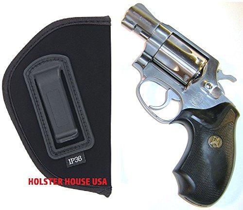 Concealed Gun Holster Ruger Revolver LCRStar C SeriesE Series and H SeriesTaurus 22 25 and 738 Taurus Snub Nose Revolver Model 605 617 650 850 85 90 941 94 and M380Zastava P25