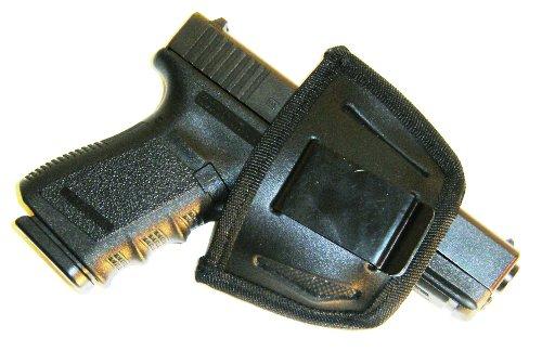 King Holster Universal Leather Belt Concealed Gun Holster Large Size for Glock Sig Colt 1911 H&K XD Kahr Bersa