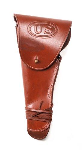 Left Hand Leather M1916 Colt 1911 45 Holster