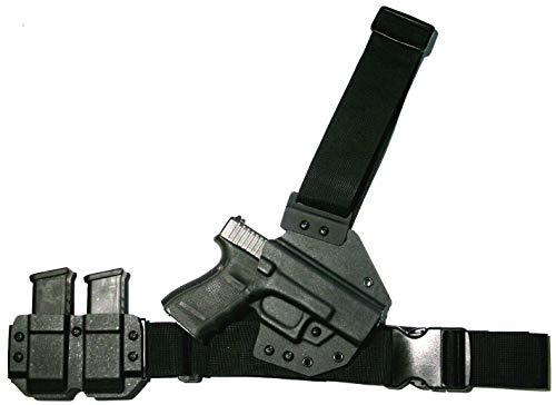 Chest Holster Glock 19 Glock 23 Susitna Chest Holster kydex