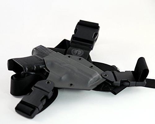 GunfightersINC Kenai Chest Holster for Glock 293030s